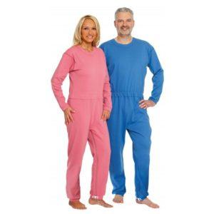Pijama mono para personas con demencias e incontinencia