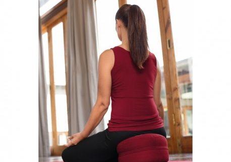 Cojín meditación en Personas WIP