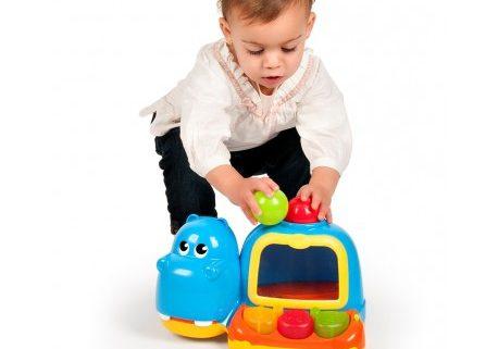 Juegos educativos y estimulación temprana de 0 a 3 años