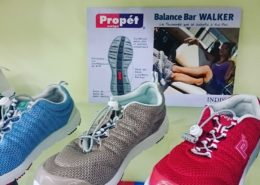 Calzado deportivo pies sensibles en Personas WIP