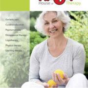 """House of Therapy"" Material terapéutico en Personas WIP"