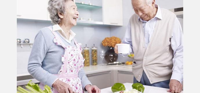 Autonomía personal en personas mayores gracias a los productos de apoyo en Personas WIP